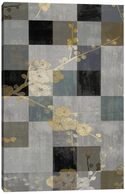 Blossom Panel I Canvas Art Print