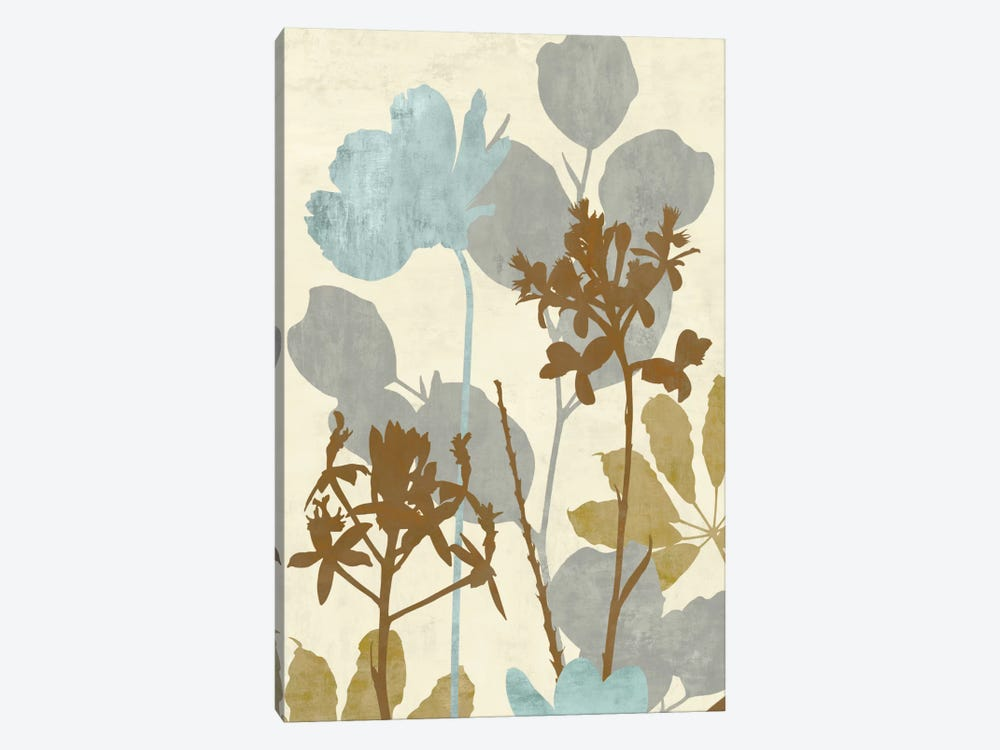 Peaceful Garden I by Erin Lange 1-piece Canvas Art Print