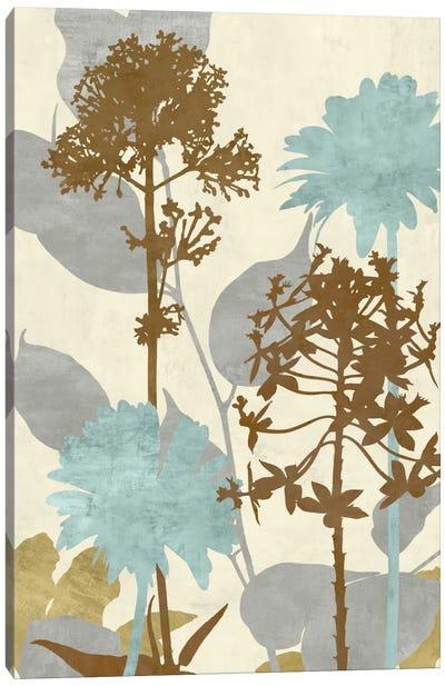 Peaceful Garden II Canvas Art Print