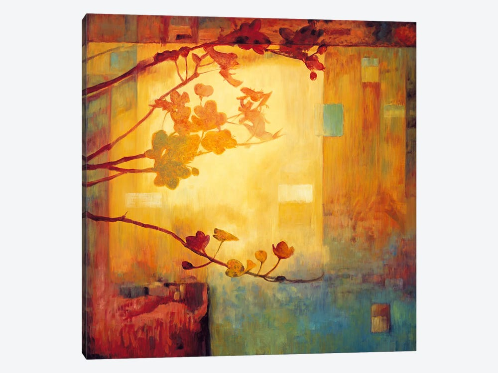 Renewal I by Erin Lange 1-piece Canvas Wall Art