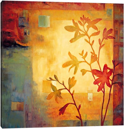 Renewal II Canvas Art Print