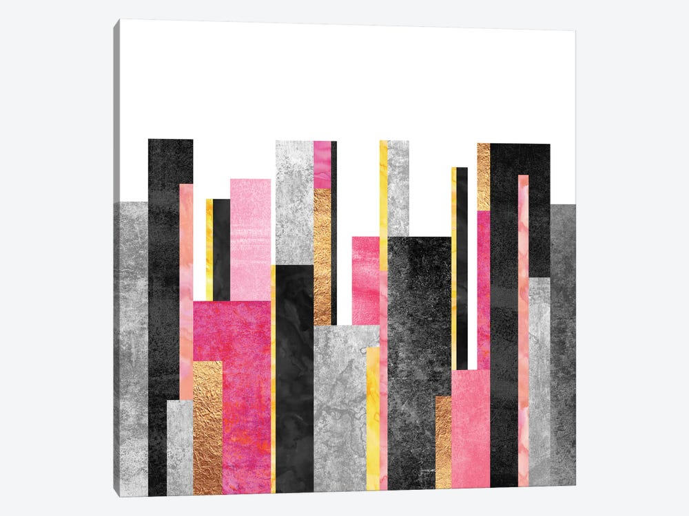 Skyline 1-piece Art Print