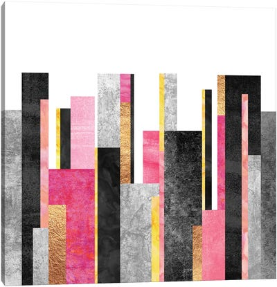Skyline Canvas Art Print