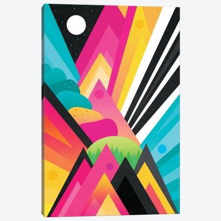 Space Garden Canvas Print #ELF104} by Elisabeth Fredriksson Canvas Art Print