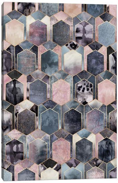 Art Deco Dream I Canvas Print #ELF121