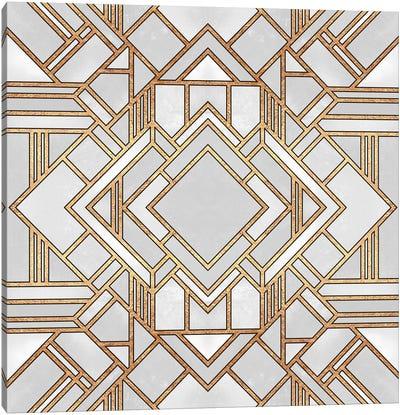 Art Deco I Canvas Print #ELF124