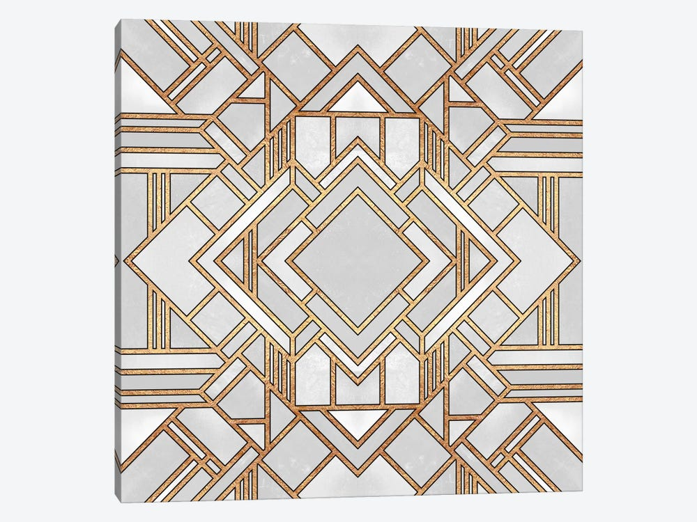 Art Deco I by Elisabeth Fredriksson 1-piece Canvas Wall Art