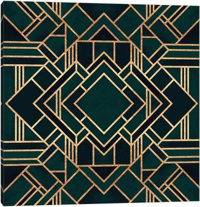 Art Deco II Canvas Print #ELF125