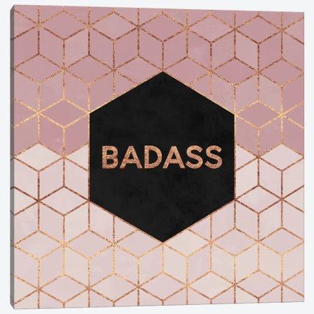Badass Canvas Print #ELF129} by Elisabeth Fredriksson Canvas Wall Art