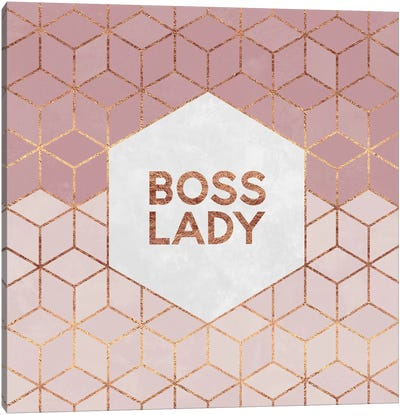 Boss Lady Canvas Art Print