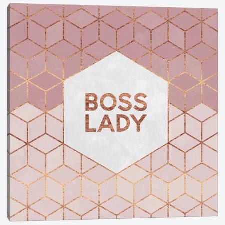 Boss Lady Canvas Print #ELF131} by Elisabeth Fredriksson Canvas Art Print