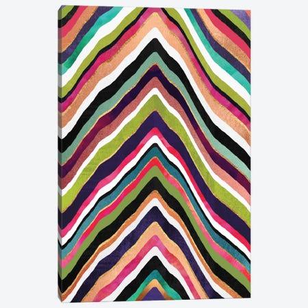 Color Slice Canvas Print #ELF132} by Elisabeth Fredriksson Canvas Print