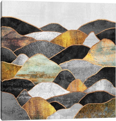 Hills I Canvas Art Print