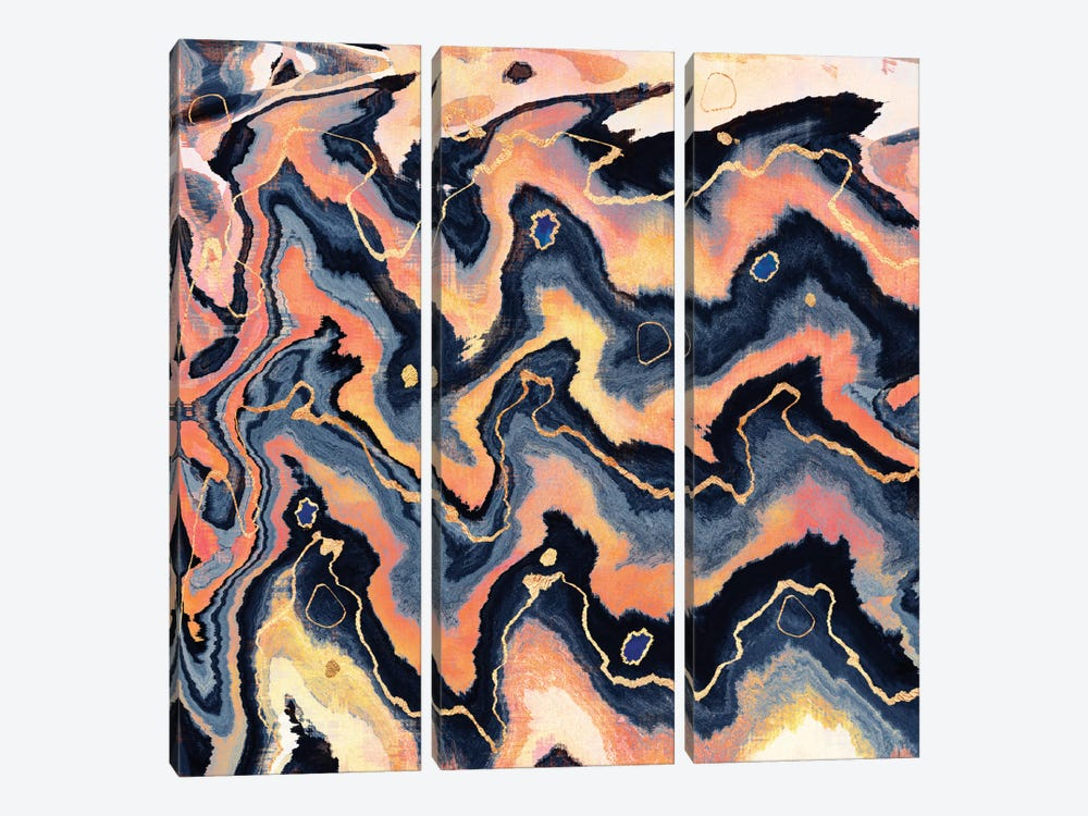 Hot Surface by Elisabeth Fredriksson 3-piece Art Print