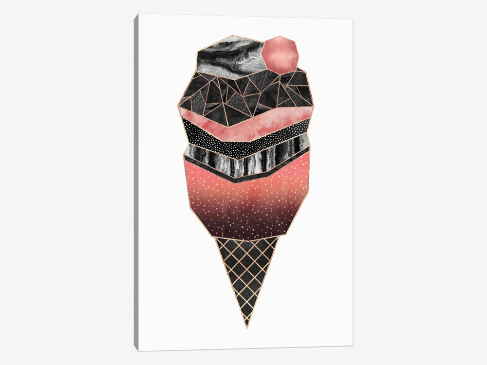 Ice Cream II by Elisabeth Fredriksson 1-piece Art Print