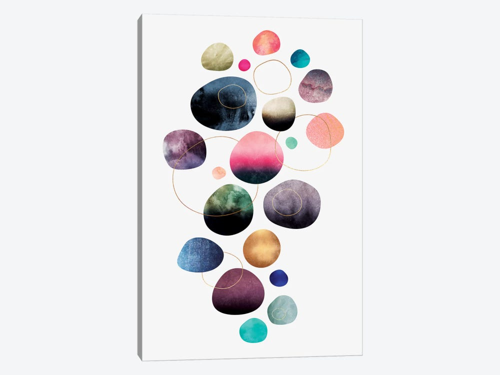 My Favorite Pebbles 1-piece Art Print