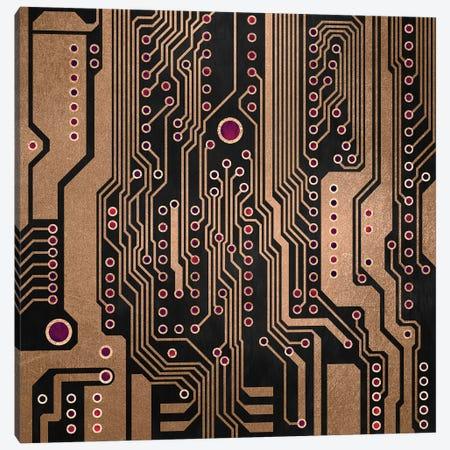 PCB III Canvas Print #ELF160} by Elisabeth Fredriksson Canvas Art