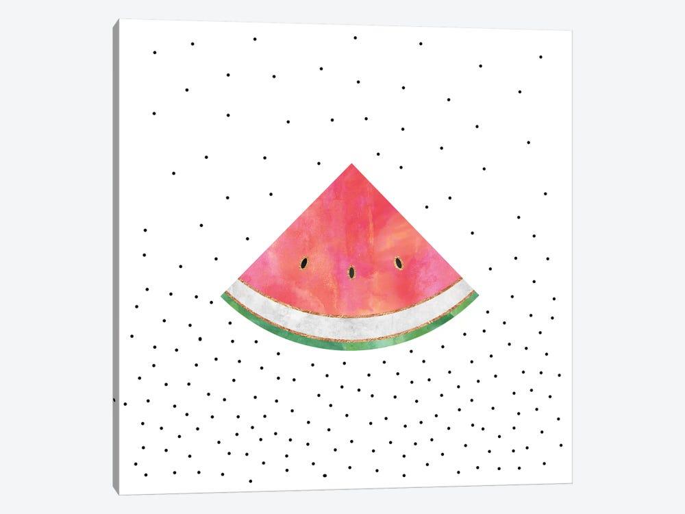 Pretty Watermelon by Elisabeth Fredriksson 1-piece Canvas Print