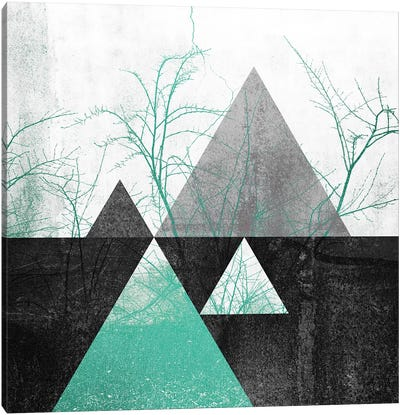 Branches II Canvas Print #ELF17