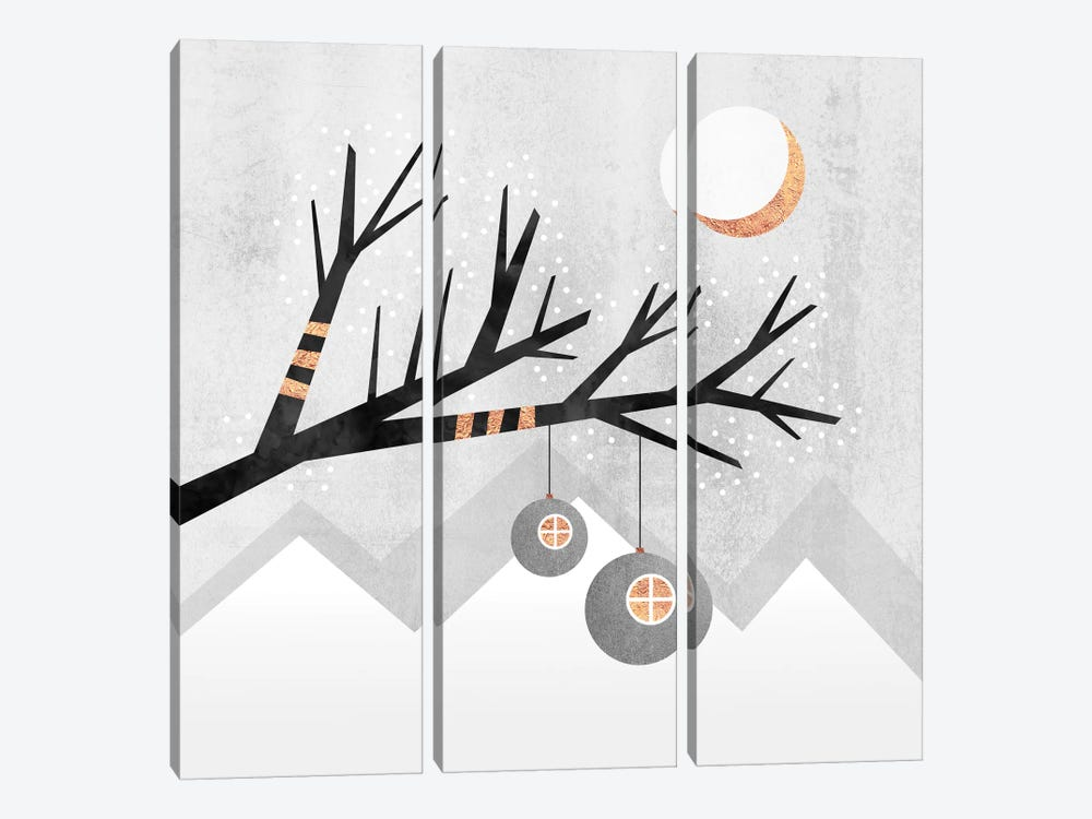 Winter Wonderland by Elisabeth Fredriksson 3-piece Art Print
