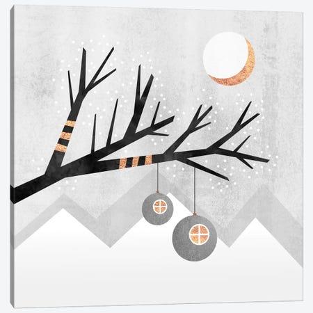 Winter Wonderland Canvas Print #ELF181} by Elisabeth Fredriksson Canvas Wall Art