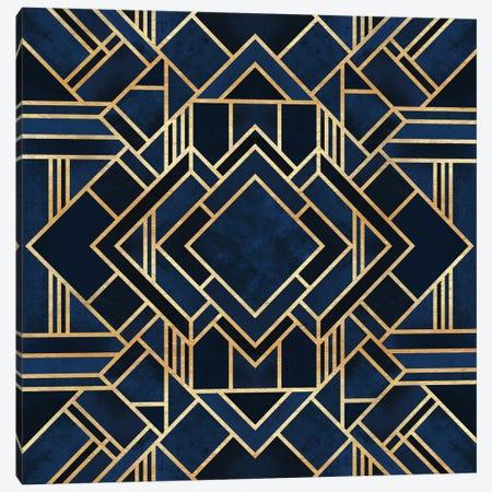 Art Deco III Canvas Print #ELF184} by Elisabeth Fredriksson Canvas Art Print