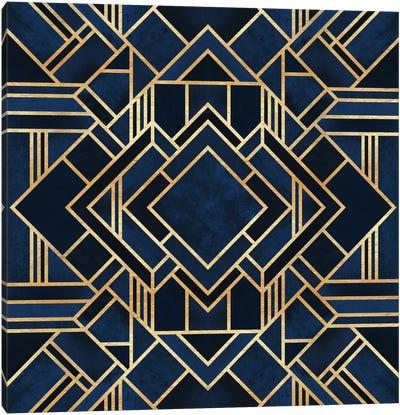 Art Deco III Canvas Print #ELF184