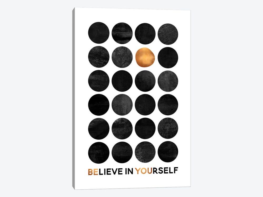 Be You II by Elisabeth Fredriksson 1-piece Canvas Print