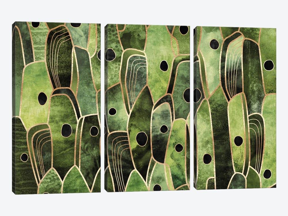 Cepa I by Elisabeth Fredriksson 3-piece Canvas Art