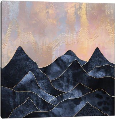 Mountainscape Canvas Print #ELF199