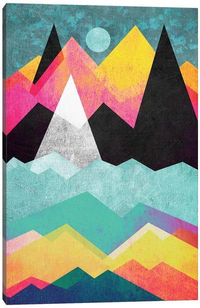 Candyland Canvas Art Print