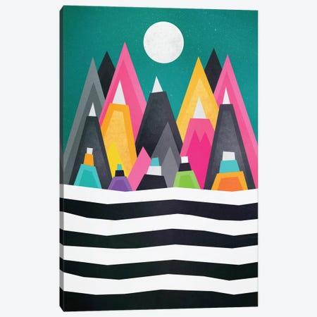 A Fun Place Canvas Print #ELF1} by Elisabeth Fredriksson Canvas Print