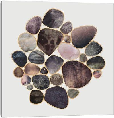 Rock Collection Canvas Print #ELF205