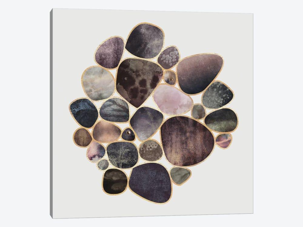 Rock Collection by Elisabeth Fredriksson 1-piece Canvas Print