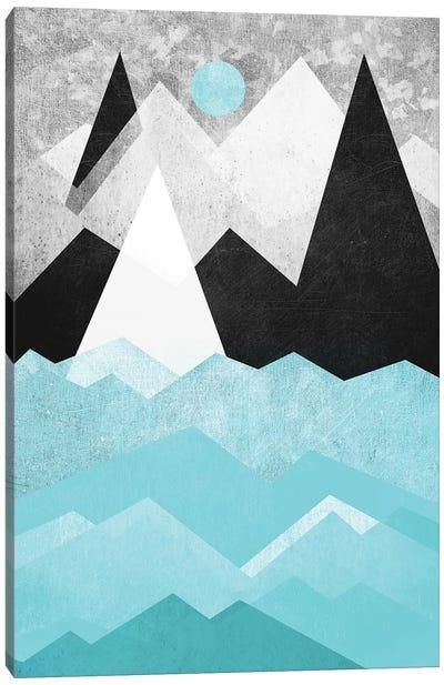 Candyland (Minty Fresh) Canvas Print #ELF20