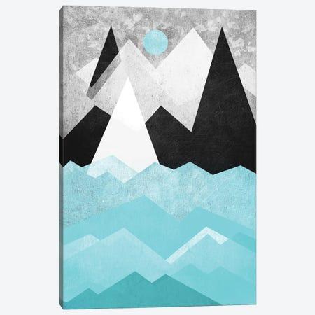 Candyland (Minty Fresh) Canvas Print #ELF20} by Elisabeth Fredriksson Art Print