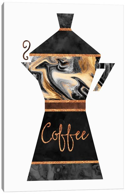 Coffee Canvas Art Print