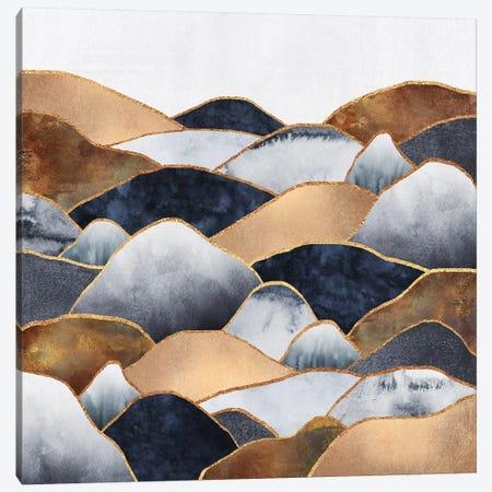 Hills II Canvas Print #ELF220} by Elisabeth Fredriksson Canvas Print