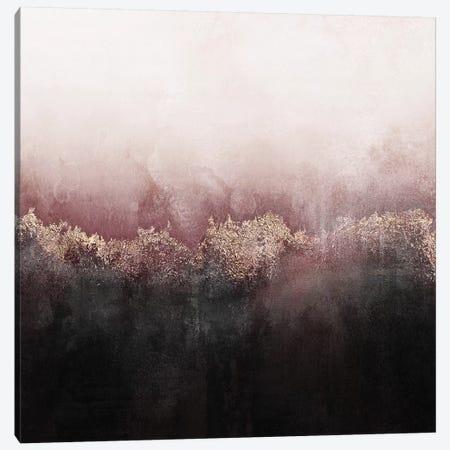 Pink Sky Canvas Print #ELF222} by Elisabeth Fredriksson Art Print