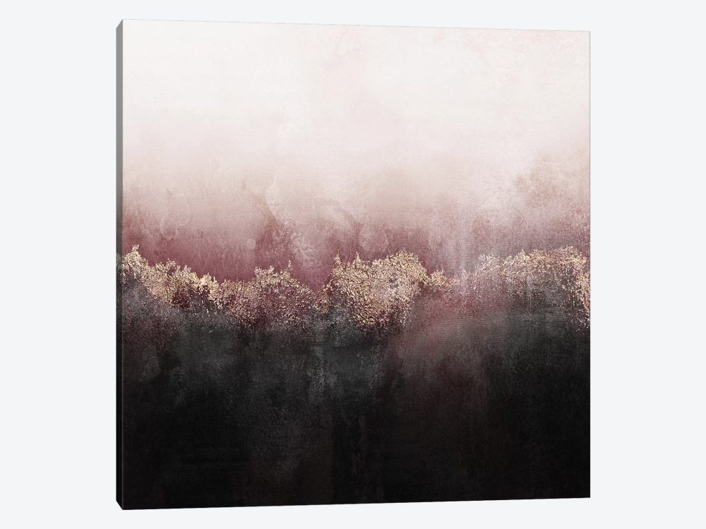 Pink Sky by Elisabeth Fredriksson 1-piece Canvas Art