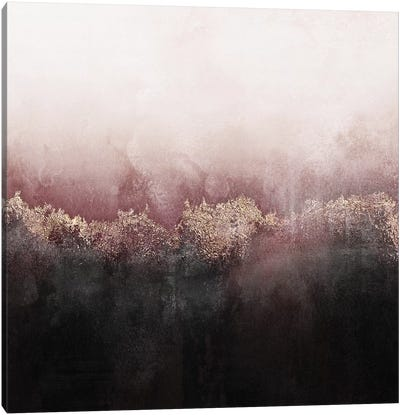 Pink Sky Canvas Art Print