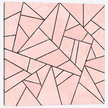 Rose Stone Canvas Print #ELF250} by Elisabeth Fredriksson Canvas Art