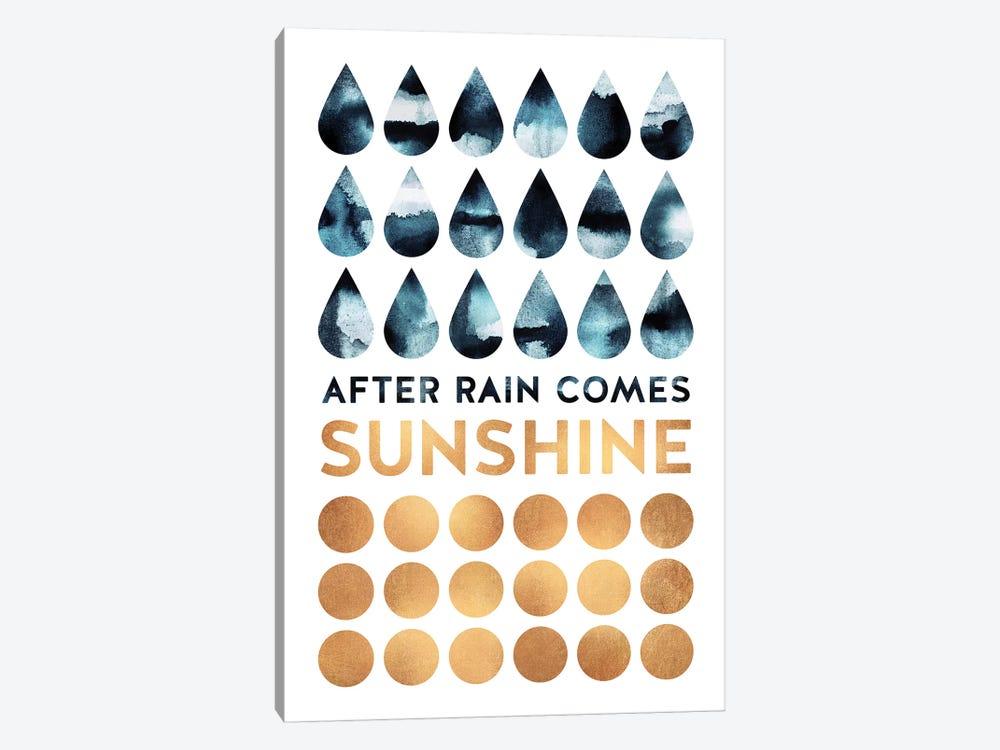 After Rain Comes Sunshine by Elisabeth Fredriksson 1-piece Canvas Art Print