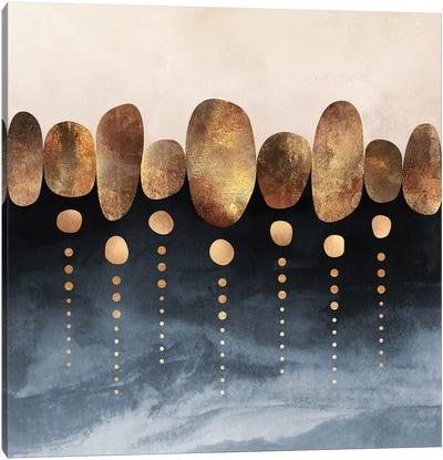 Natural Abstraction, Square Canvas Art Print