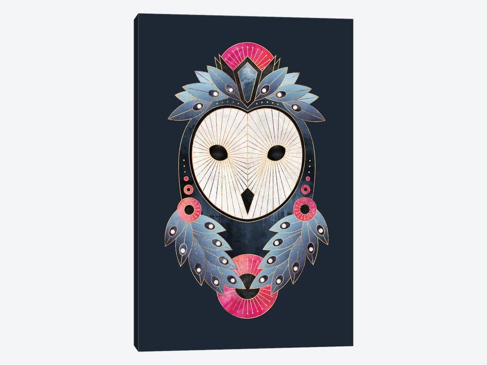 Owl I by Elisabeth Fredriksson 1-piece Art Print