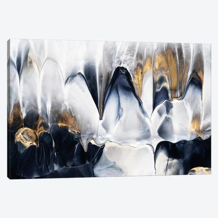 Abstract Flow II Canvas Print #ELF283} by Elisabeth Fredriksson Canvas Art Print