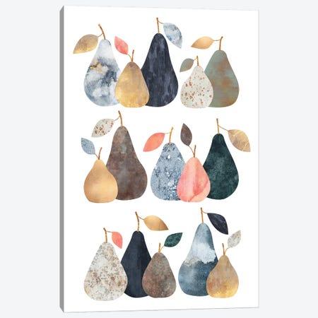 Pears Canvas Print #ELF294} by Elisabeth Fredriksson Canvas Print