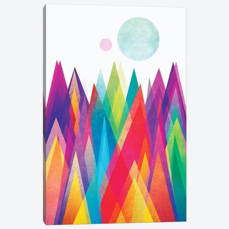 Colorland Canvas Print #ELF29} by Elisabeth Fredriksson Canvas Art Print