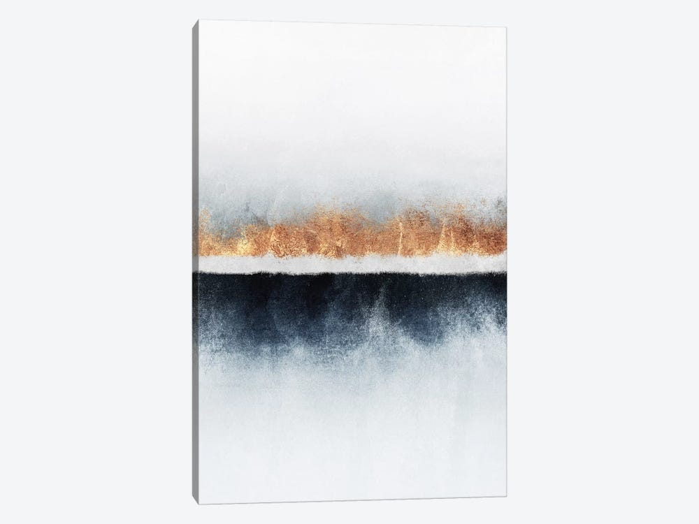 Horizon I by Elisabeth Fredriksson 1-piece Canvas Art
