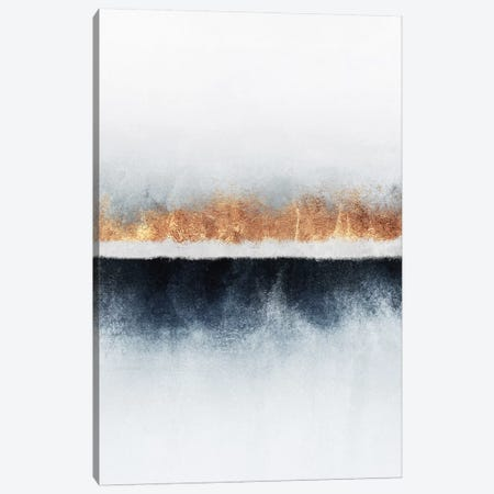 Horizon I Canvas Print #ELF303} by Elisabeth Fredriksson Canvas Artwork